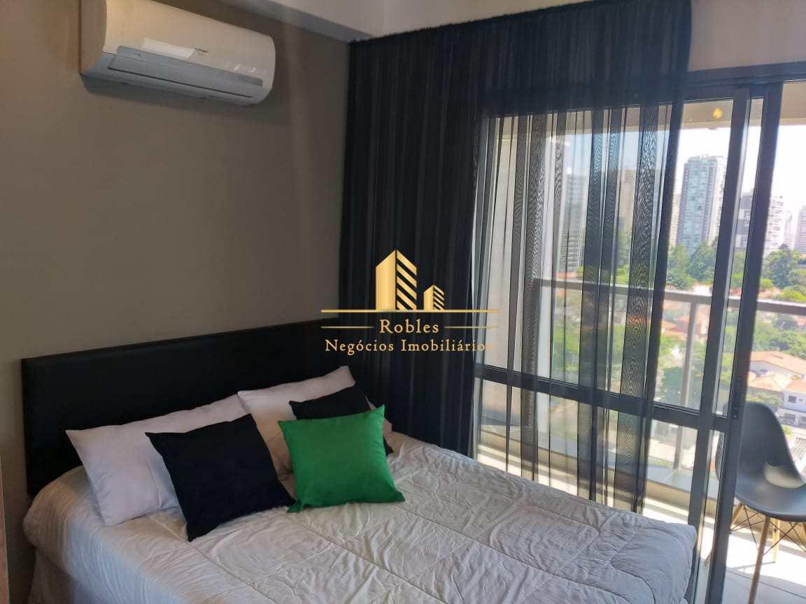 Apartamento com 1 dorm, Cidade Monções, São Paulo, Cod: 1860