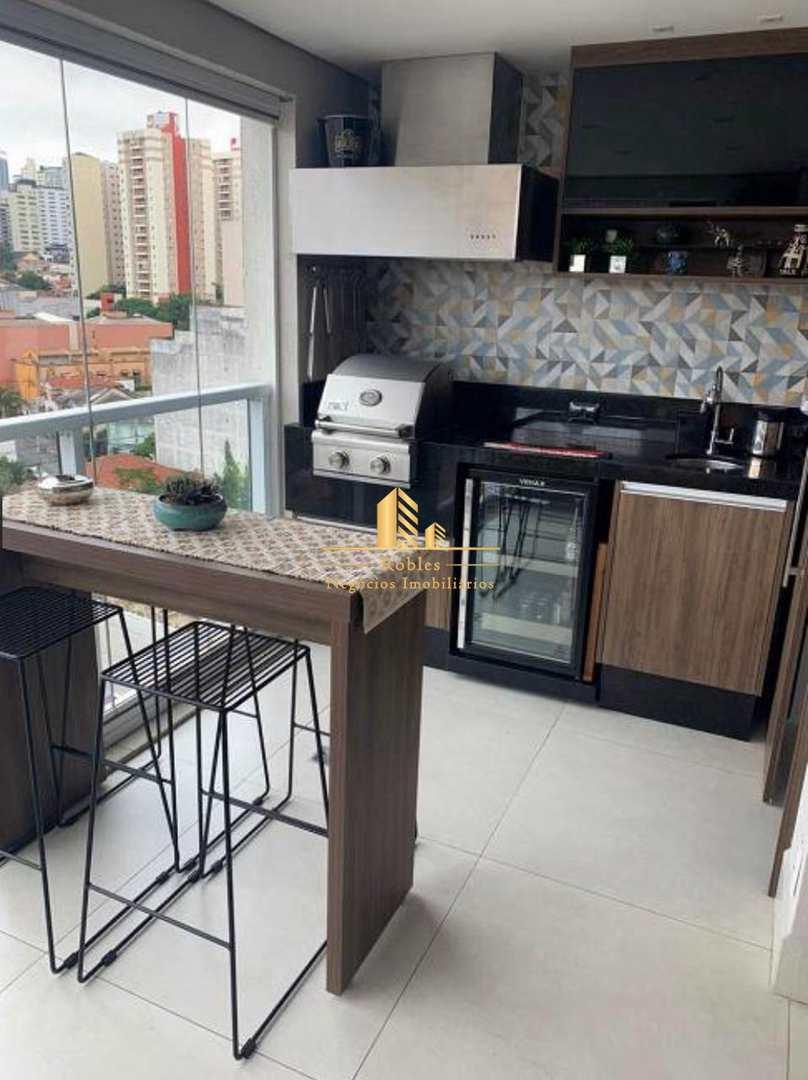 Apartamento com 2 dorms, Aclimação, São Paulo - R$ 1.25 mi, Cod: 1863