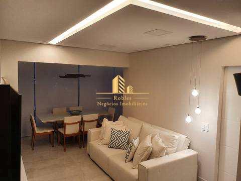 Apartamento com 1 dorm, Brooklin, São Paulo - R$ 1.2 mi, Cod: 1865