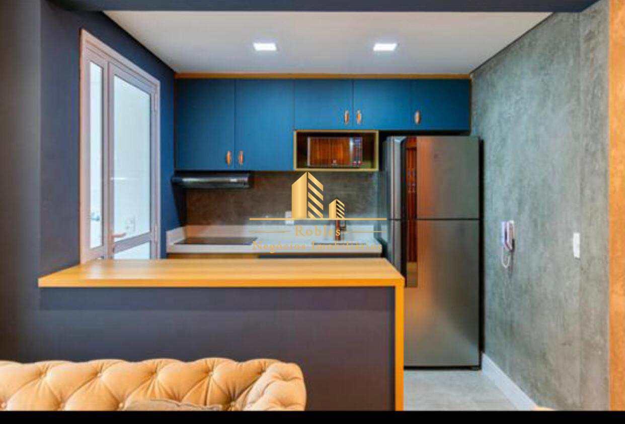 Apartamento com 2 dorms, Pinheiros, São Paulo - R$ 900 mil, Cod: 1867
