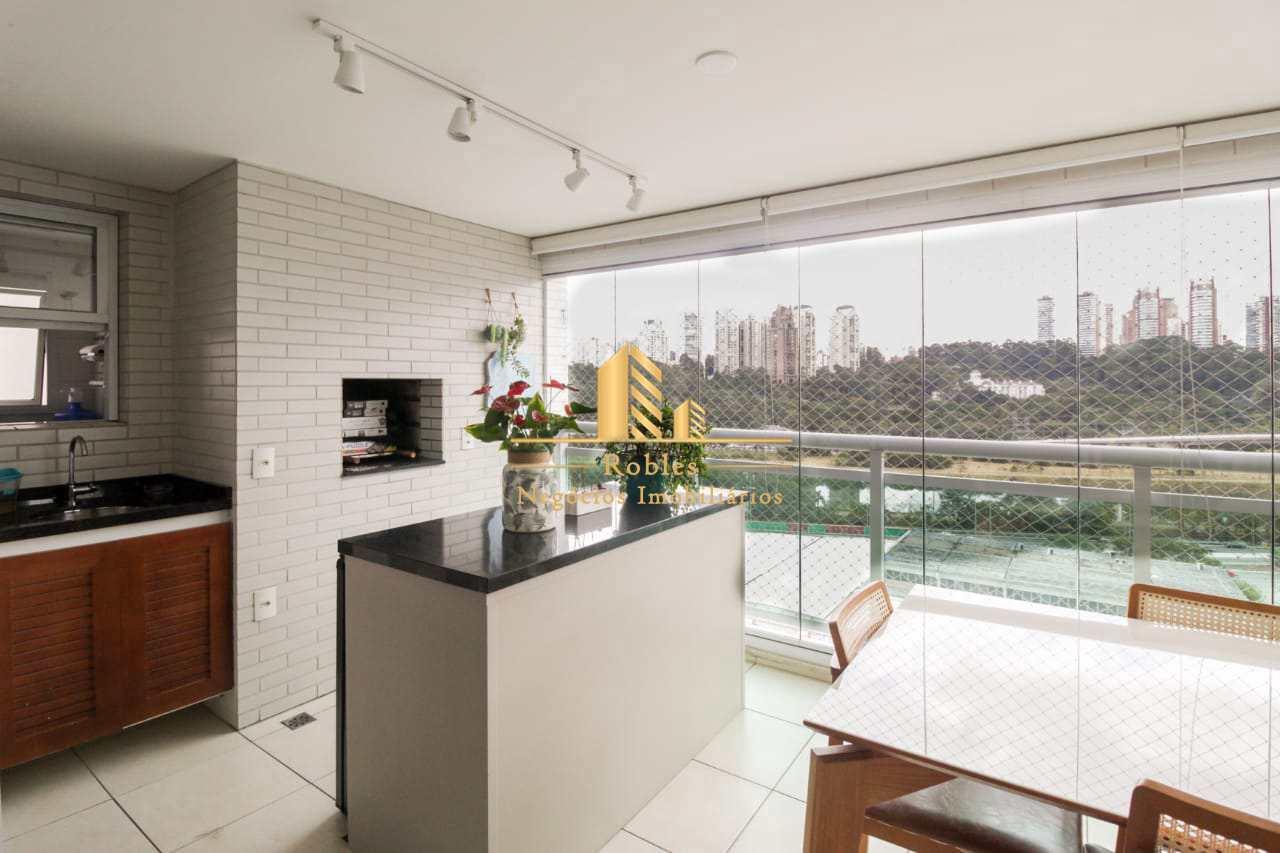 Apartamento com 3 dorms, Granja Julieta, São Paulo - R$ 1.45 mi, Cod: 1870