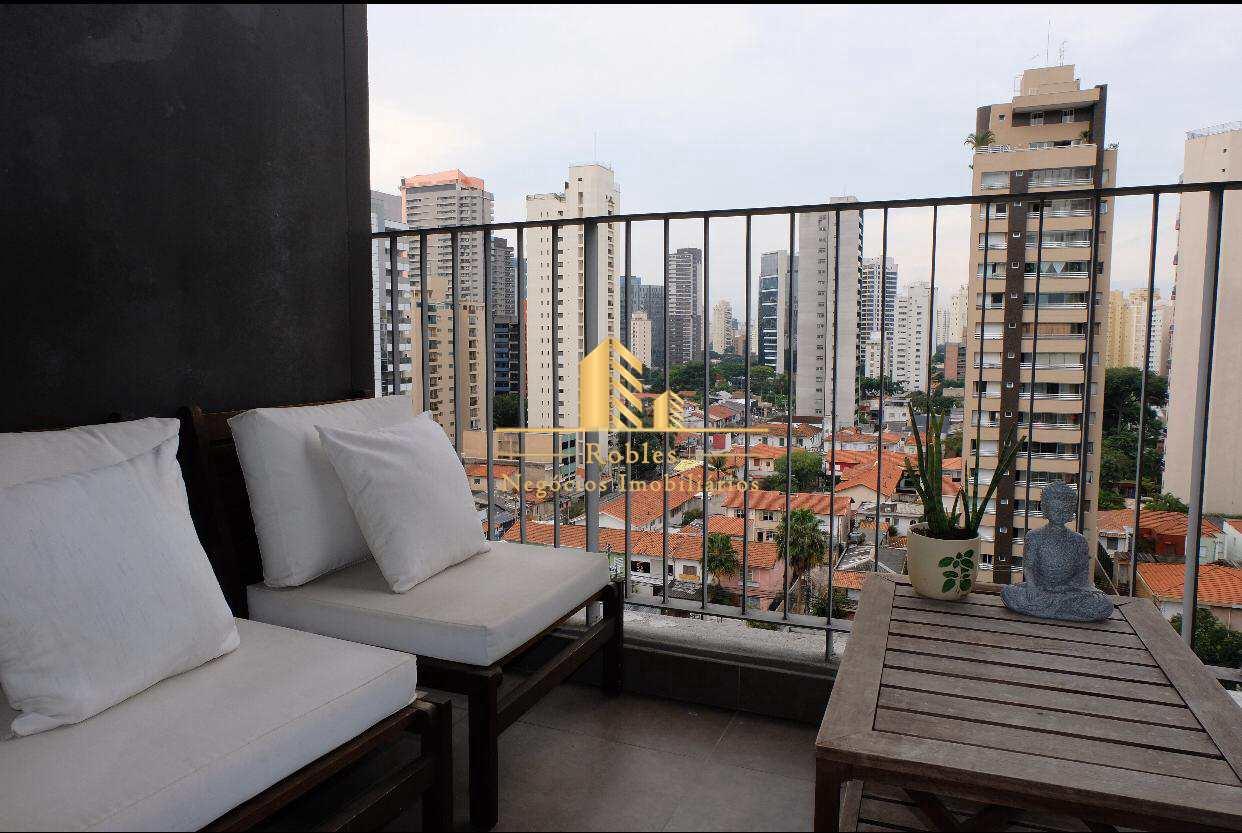 Apartamento com 1 dorm, Vila Olímpia, São Paulo, Cod: 1871