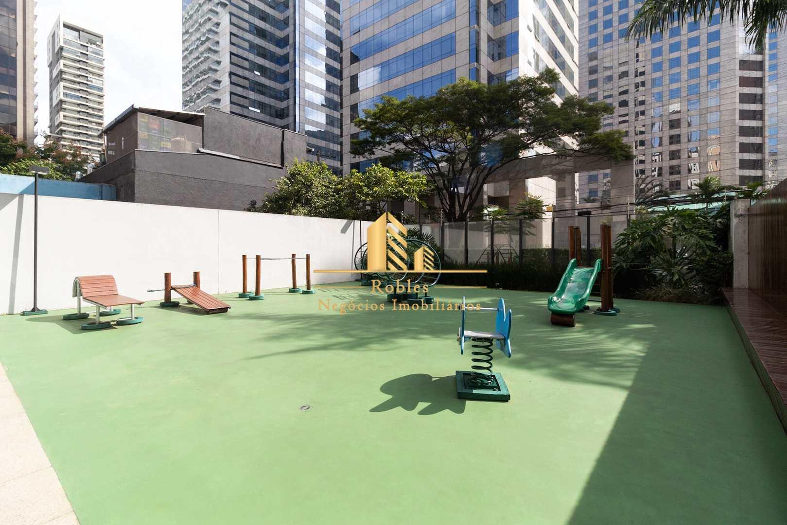 Apartamento com 2 dorms, Cidade Monções, São Paulo - R$ 835 mil, Cod: 1879