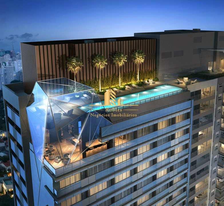 Apartamento com 2 dorms, Ibirapuera, São Paulo - R$ 990 mil, Cod: 1905