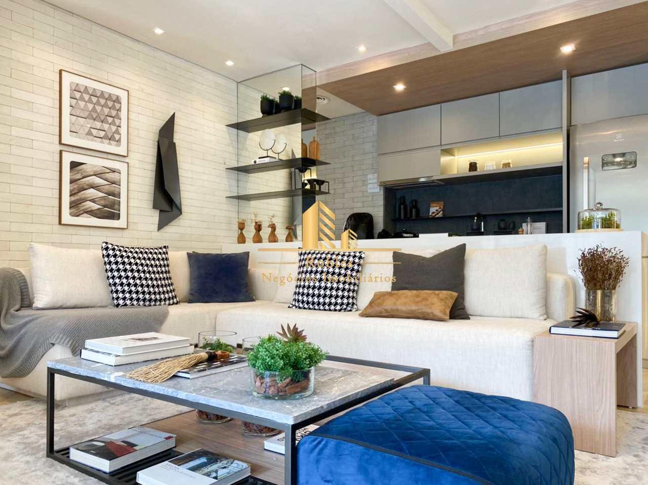 Apartamento com 2 dorms, Brooklin, São Paulo - R$ 902 mil, Cod: 1916