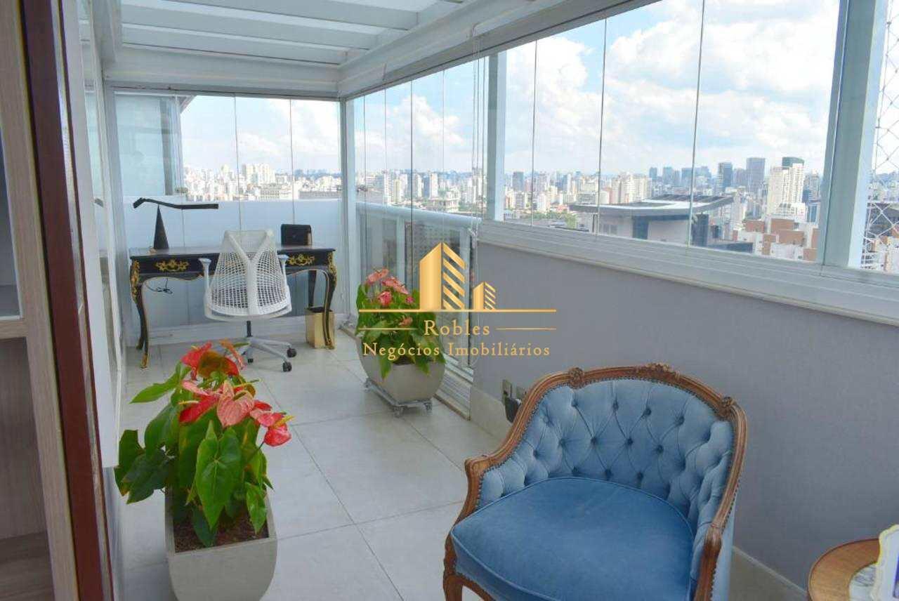 Apartamento com 2 dorms, Vila Nova Conceição, São Paulo - R$ 3.3 mi, Cod: 1943