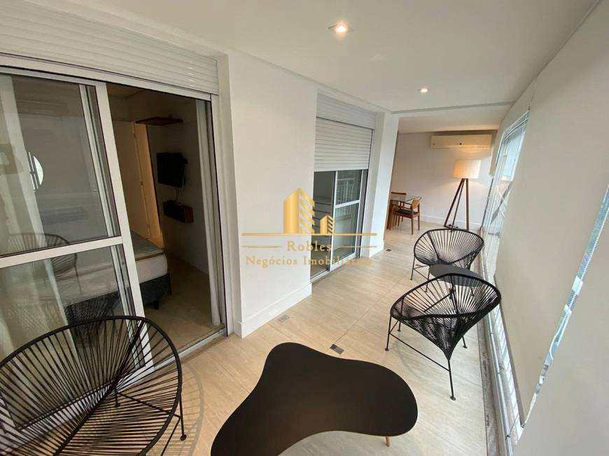 Apartamento com 1 dorm, Vila Nova Conceição, São Paulo, Cod: 2051