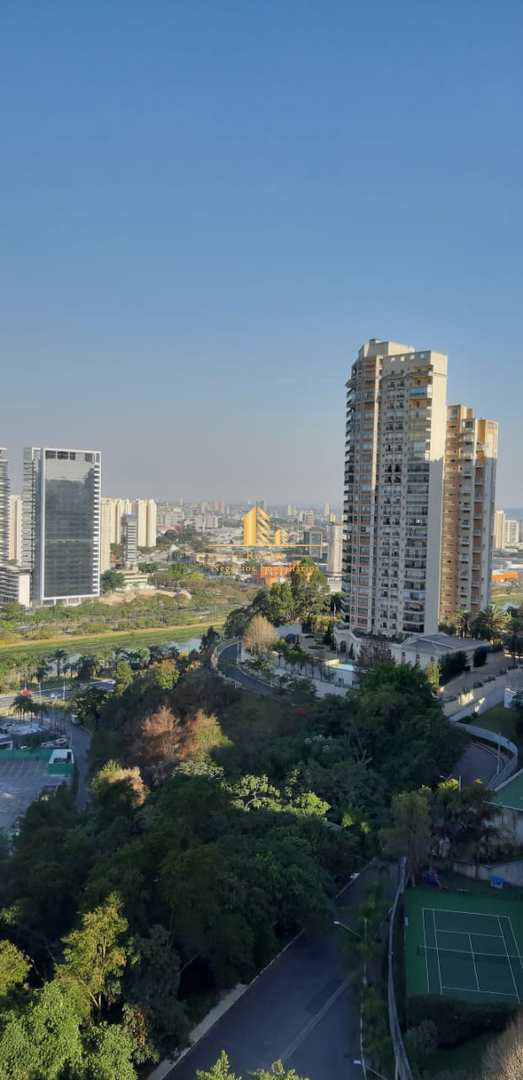 Apartamento com 1 dorm, Panamby, São Paulo - R$ 640 mil, Cod: 2145