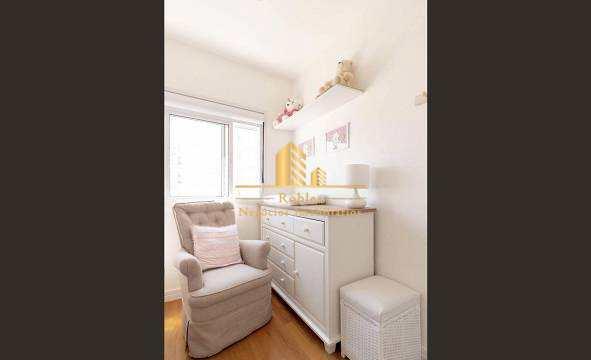 Apartamento com 2 dorms, Campo Belo, São Paulo - R$ 800 mil, Cod: 2158