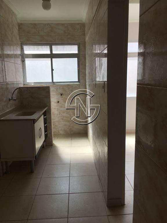 Apartamento com 2 dorms, Boqueirão, Praia Grande - R$ 165 mil, Cod: 204