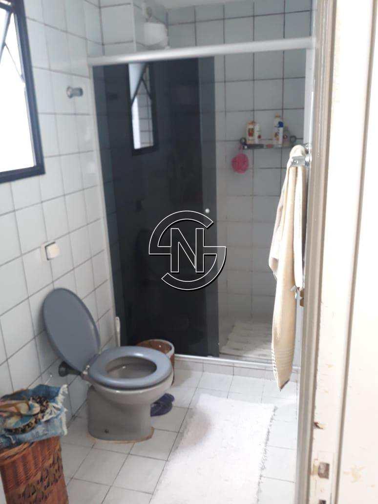 Apartamento com 2 dorms, Guilhermina, Praia Grande - R$ 230 mil, Cod: 543