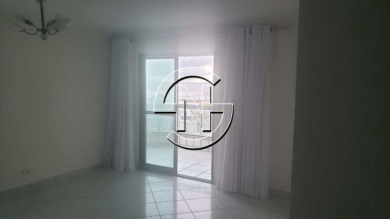 Apartamento com 3 dorms, Tupi, Praia Grande - R$ 500 mil, Cod: 1502