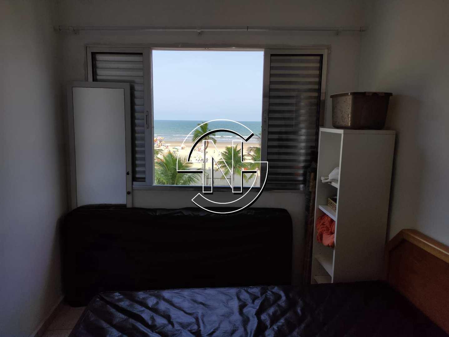 Apartamento com 2 dorms, Canto do Forte, Praia Grande - R$ 380 mil, Cod: 1521