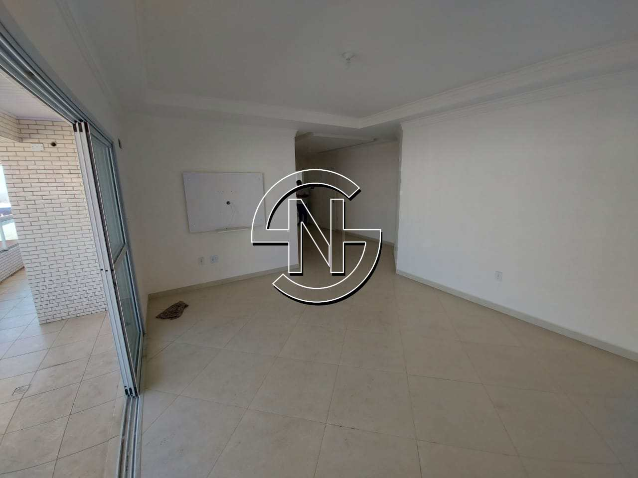 Apartamento com 3 dorms, Guilhermina, Praia Grande - R$ 490 mil, Cod: 1540