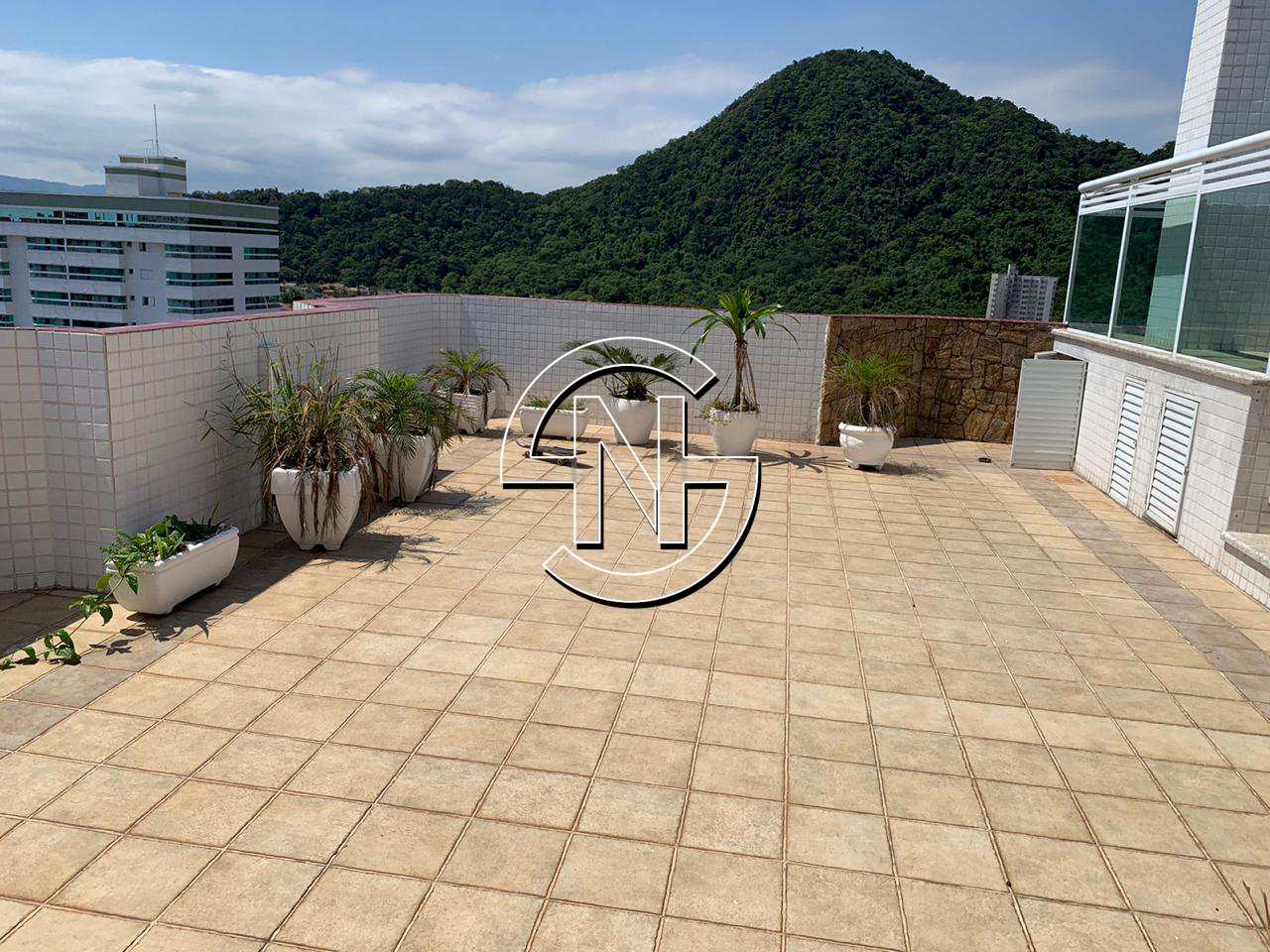 Cobertura com 3 dorms, Canto do Forte, Praia Grande - R$ 1.2 mi, Cod: 1575