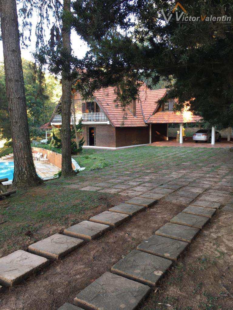 Chácara com 3 dorms, Gabriel Piza, São Roque - R$ 700 mil, Cod: 37