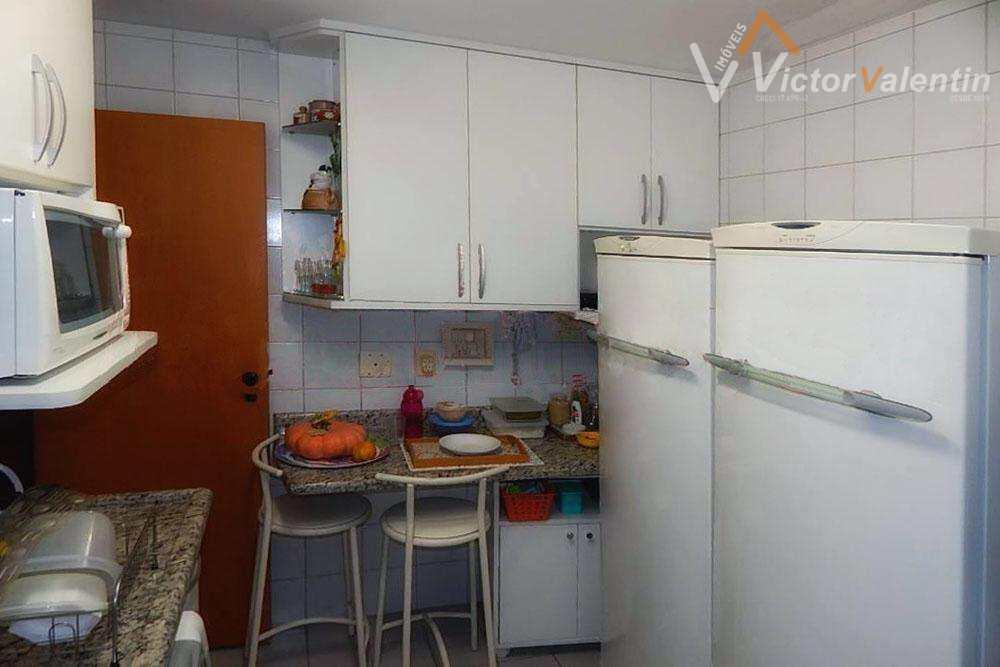 Apartamento com 3 dorms, Vila Clementino, São Paulo - R$ 1.24 mi, Cod: 127