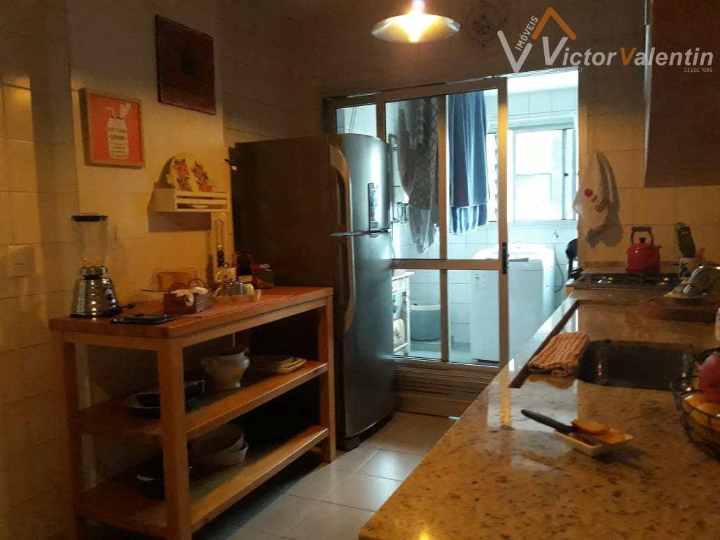 Apartamento com 3 dorms, Vila Mariana, São Paulo - R$ 800 mil, Cod: 258
