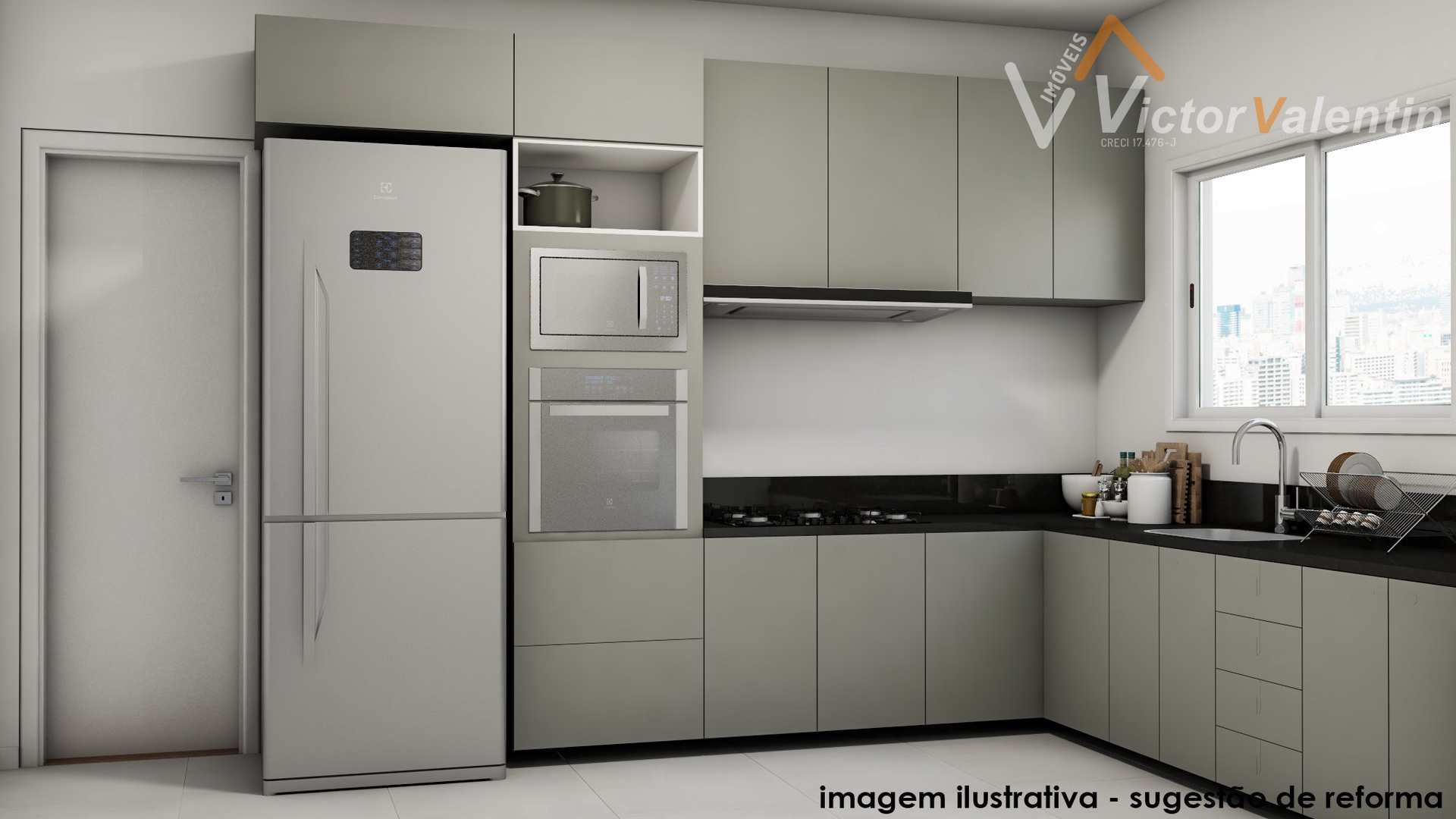 Apartamento com 3 dorms, Perdizes, São Paulo - R$ 850 mil, Cod: 348