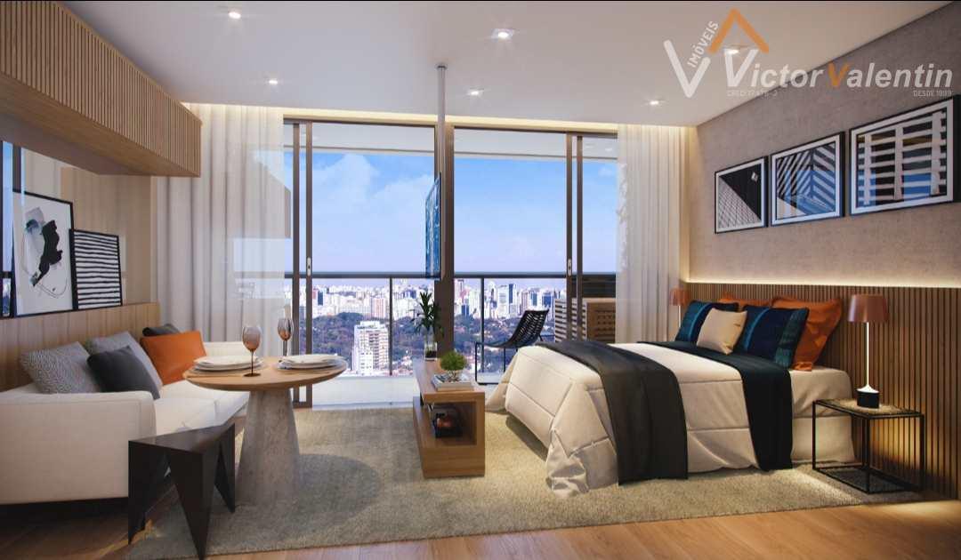 Apartamento com 1 dorm, Pinheiros, São Paulo - R$ 625 mil, Cod: 382