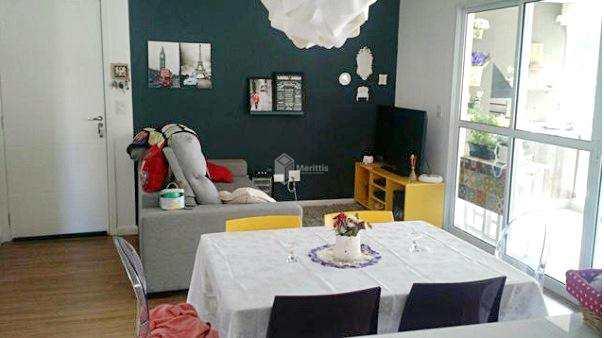 Apartamento com 2 dorms, Santa Maria, São Caetano do Sul - R$ 530 mil, Cod: 63