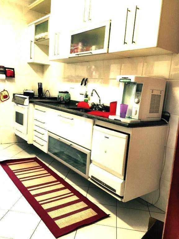 Apartamento com 3 dorms, Campestre, Santo André, Cod: 151