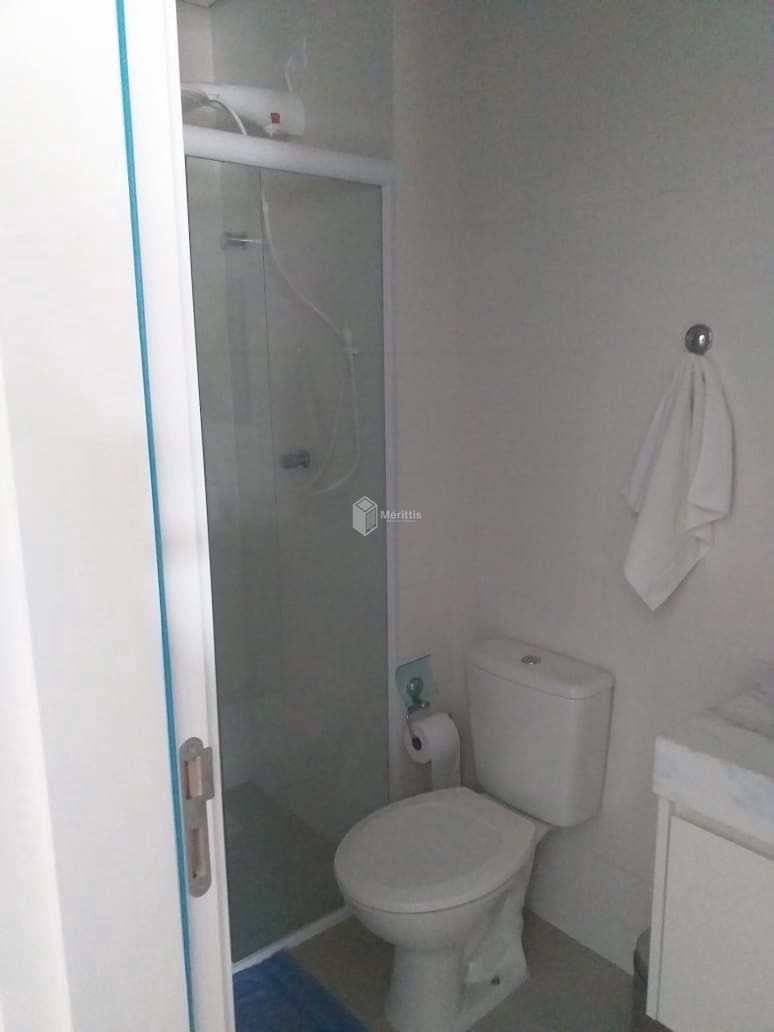 Apartamento com 1 dorm, Nova Gerty, São Caetano do Sul - R$ 313 mil, Cod: 351
