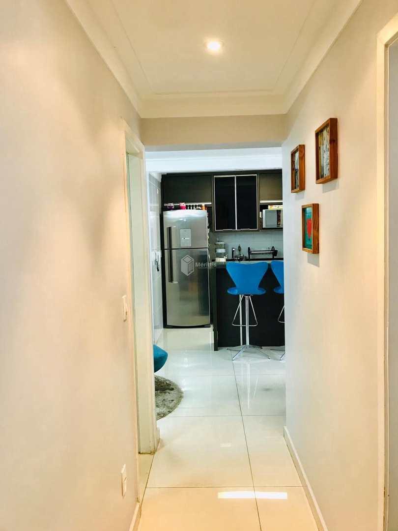 Apartamento com 2 dorms, Olímpico, São Caetano do Sul - R$ 420 mil, Cod: 558
