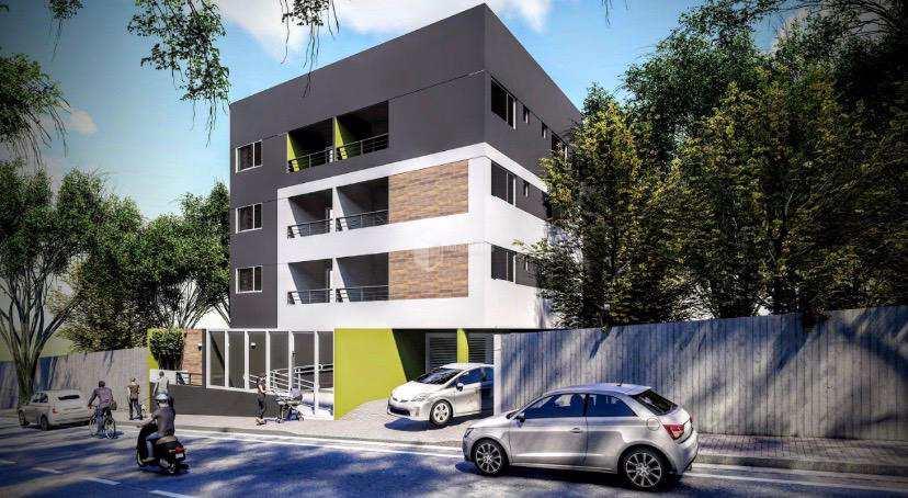 Apartamento com 1 dorm, Nova Gerty, São Caetano do Sul - R$ 320 mil, Cod: 587