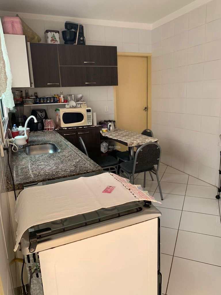 Casa com 3 dorms, Nova Gerty, São Caetano do Sul - R$ 650 mil, Cod: 1017