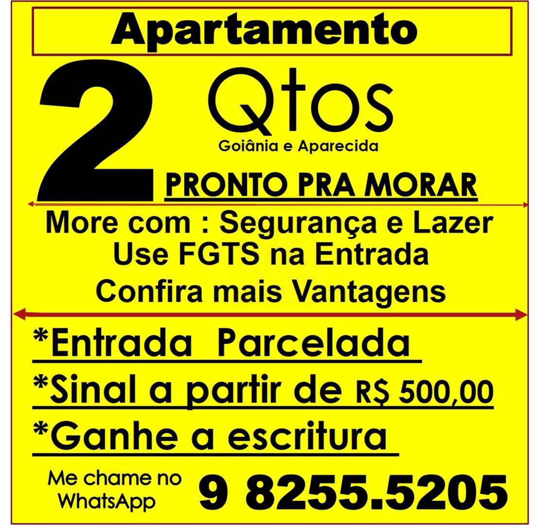 Apt - 2 Qtos