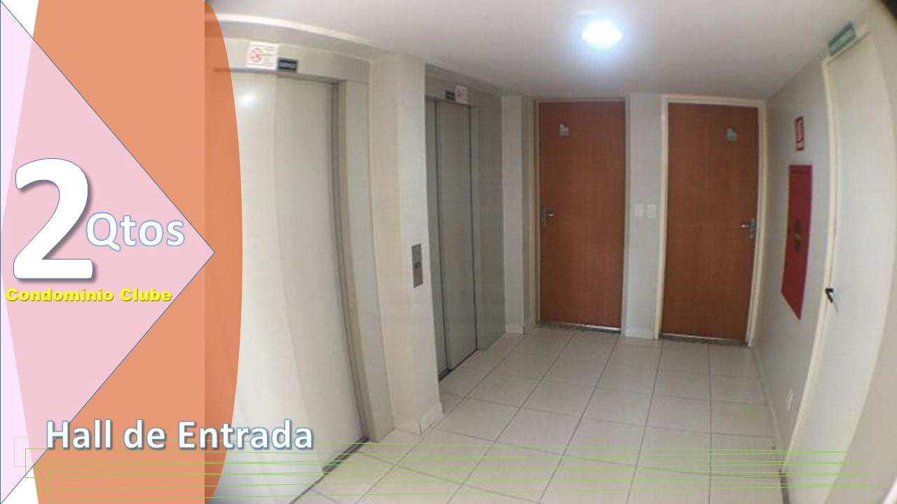 Ap. Residencial Eldorado, 2 Qtos, Goiânia - R$ 180 mil.