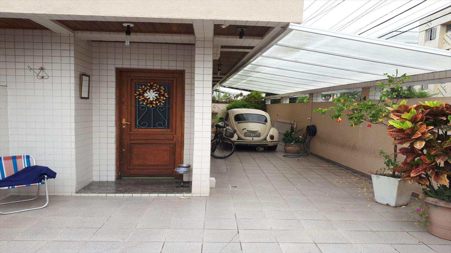 Casa em Santos bairro Aparecida