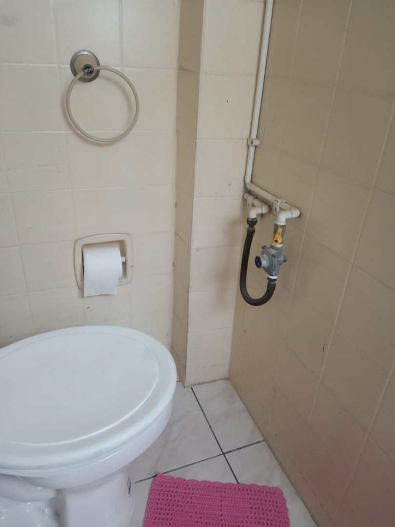 Apartamento com 3 dorms, Gonzaga, Santos - R$ 460 mil, Cod: 9741