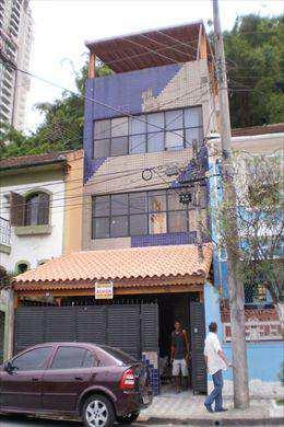 Prédio 16 qtos J.Menino, Santos R$ 8 mil Cód: 6481
