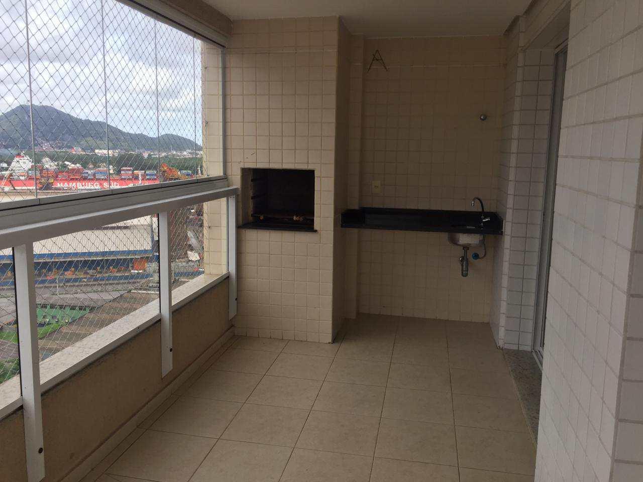 Apartamento com 3 dorms, Ponta da Praia, Santos, Cod: 10422