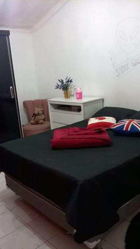 Casa com 3 dorms, Santa Maria, Santos - R$ 360 mil, Cod: 10427