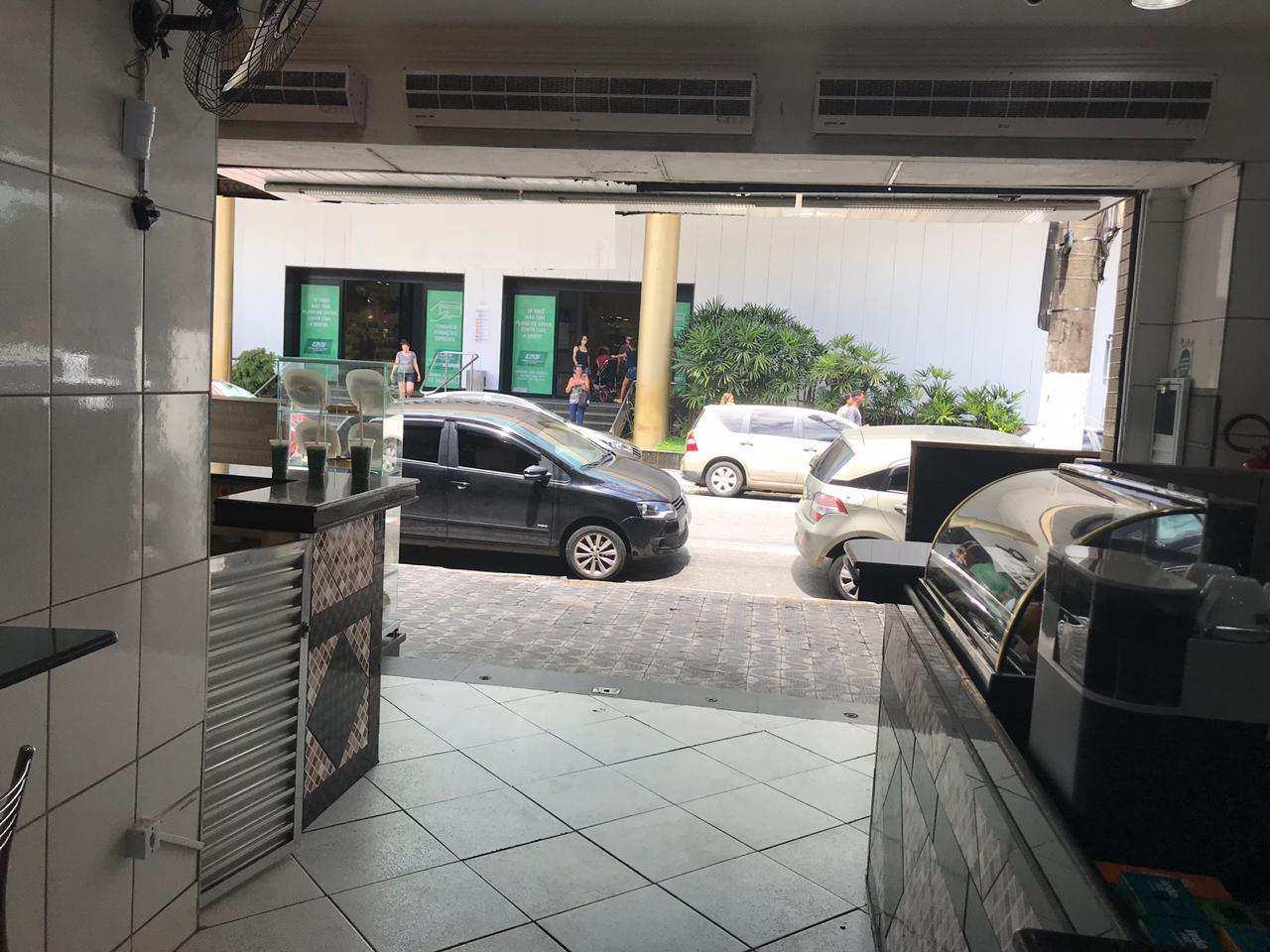 Fundo de comércio, Centro, São Vicente - R$ 590 mil, Cod: 10437