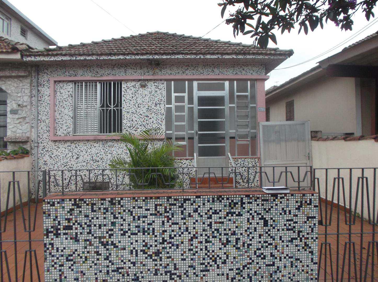 Casa com 3 dorms, Aparecida, Santos, Cod: 10442