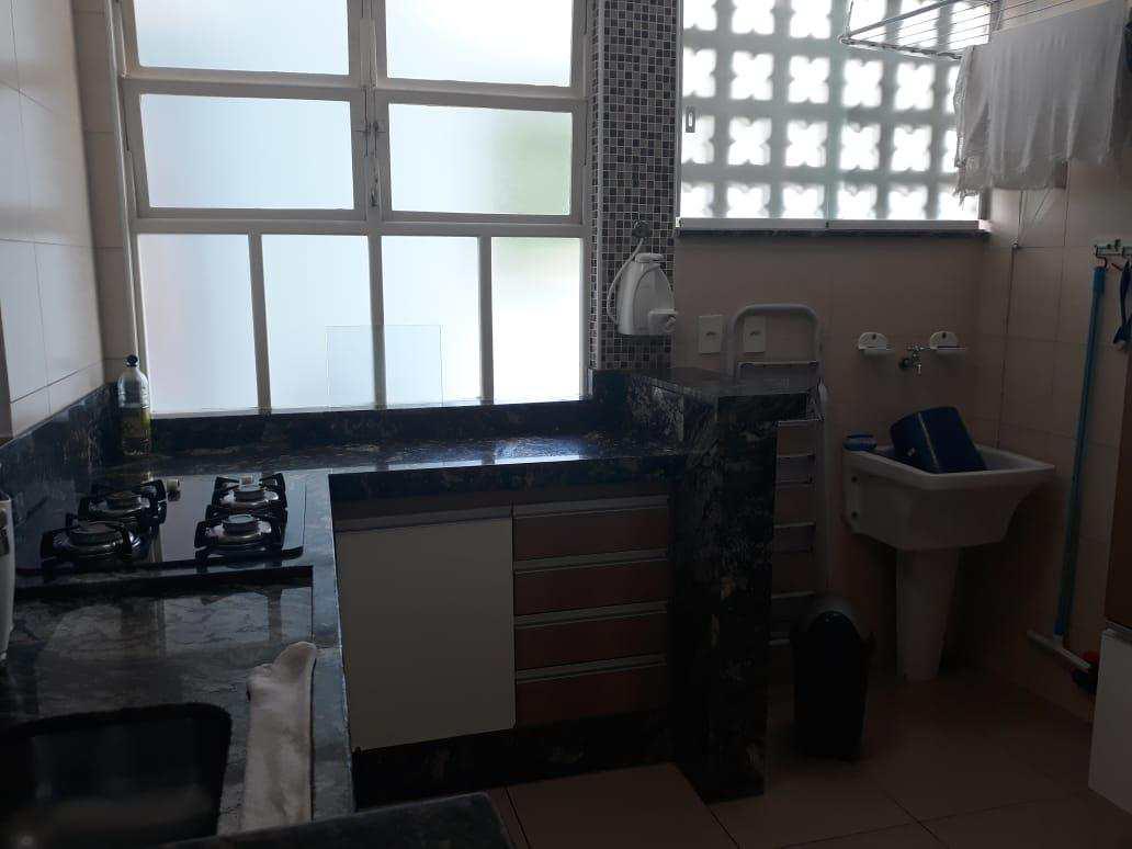 Apartamento com 1 dorm, Itararé, São Vicente - R$ 260 mil, Cod: 10462