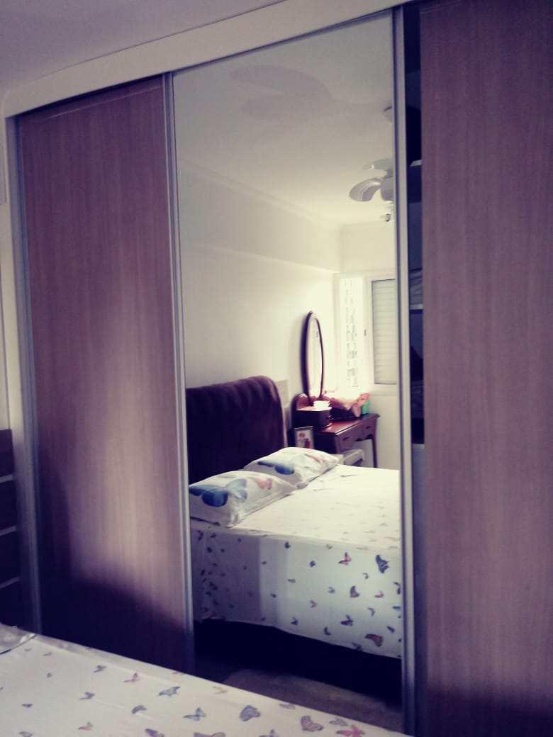 Apartamento com 2 dorms, Encruzilhada, Santos - R$ 450 mil, Cod: 10473