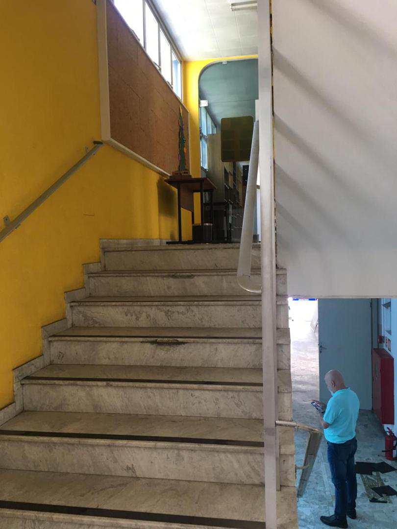 Prédio, Gonzaga, Santos, Cod: 10476