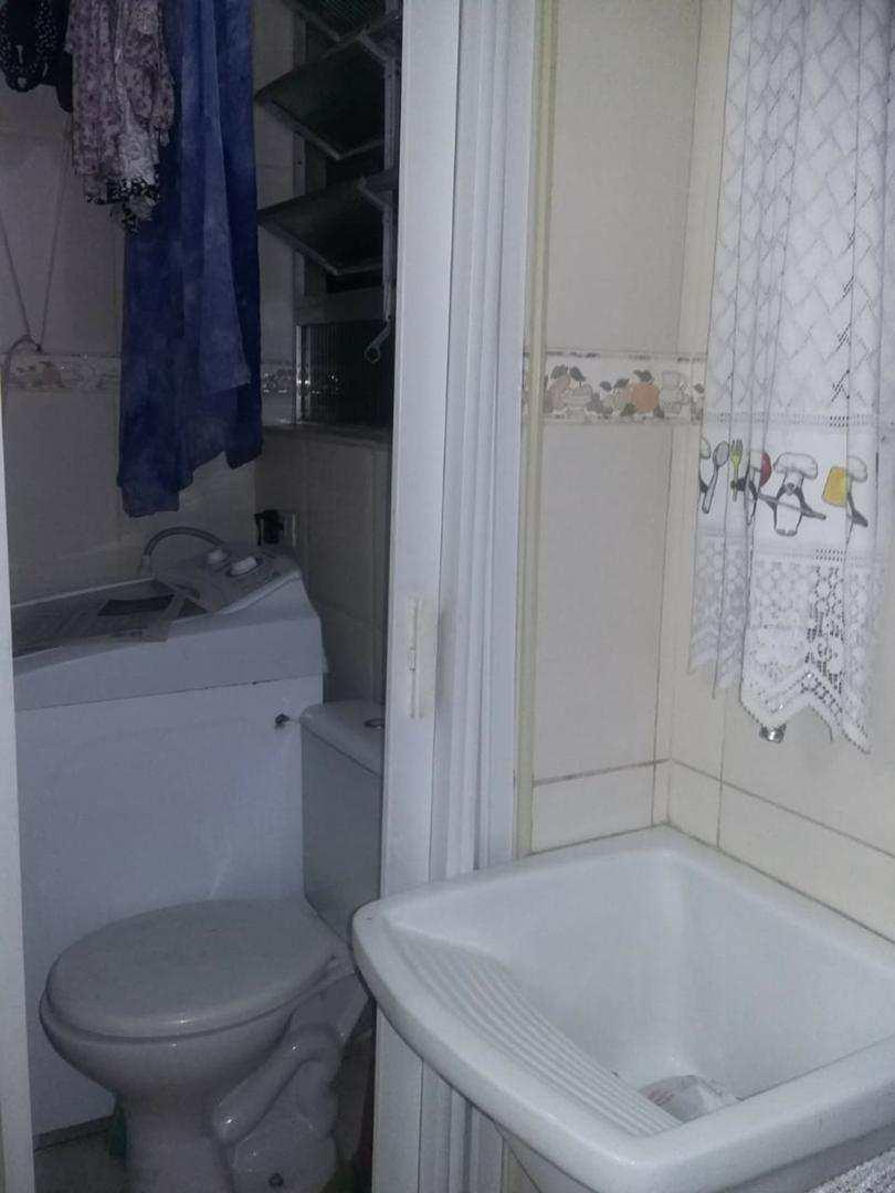 Apartamento com 2 dorms, Gonzaga, Santos - R$ 330 mil, Cod: 10481