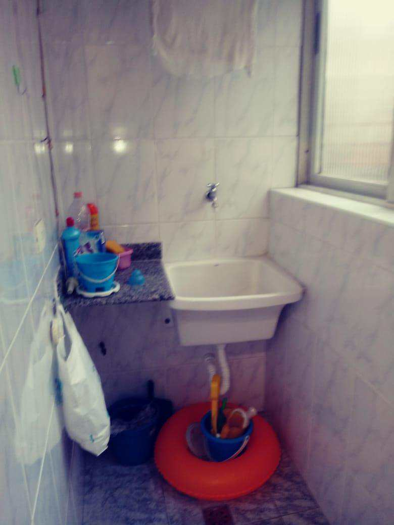 Apartamento com 2 dorms, Gonzaga, Santos - R$ 305 mil, Cod: 10494