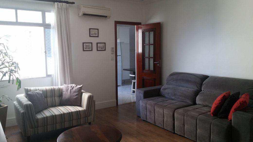 Apartamento com 2 dorms, Aparecida, Santos - R$ 405 mil, Cod: 10504