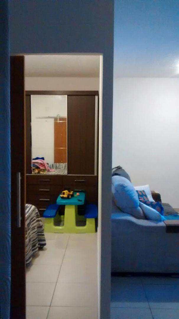 Apartamento com 1 dorm, Vila Mathias, Santos - R$ 250 mil, Cod: 10517
