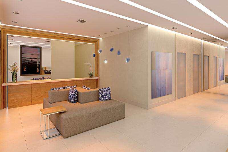 Apartamento com 2 dorms, Vila Mathias, Santos - R$ 405 mil, Cod: 10525