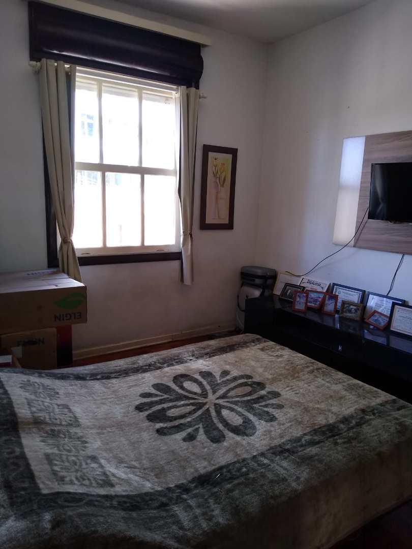 Apartamento com 1 dorm, Itararé, São Vicente - R$ 160 mil, Cod: 10704