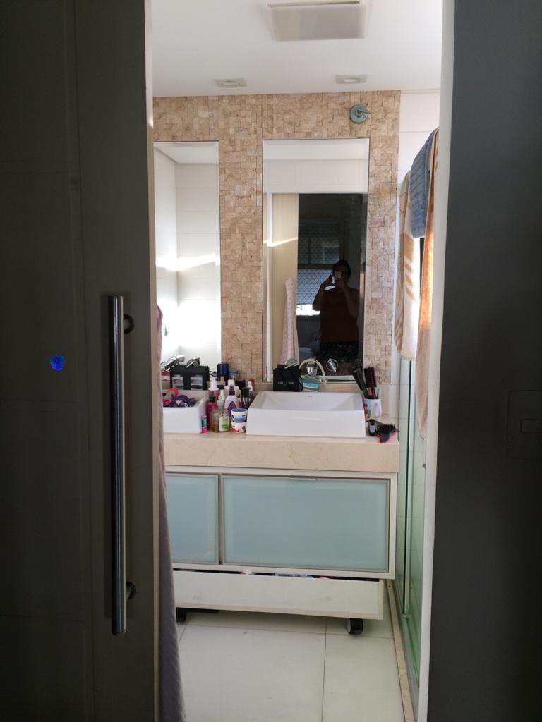 Ap 3 dorms, Gonzaga, Santos R$ 700 mil, Cód: 10794