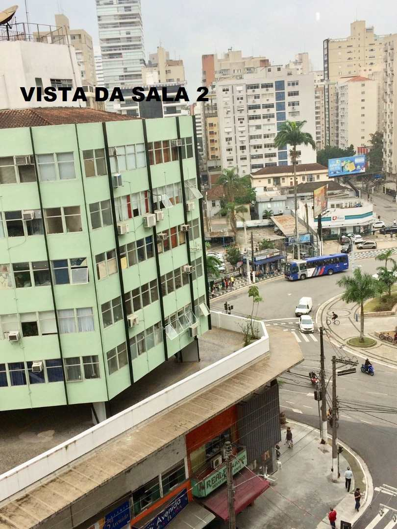 Apartamento com 3 dorms, Gonzaga, Santos - R$ 450 mil, Cod: 10897